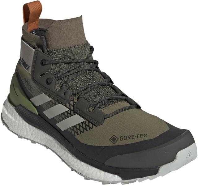 Terrex Free Hiker GTX Zapatillas de trekking Hombre